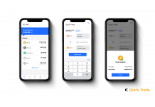 Coinsquare Launches 'Quick Trade' Mobile App