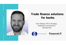 Financial IT speaks with Enno Weitzel, Surecomp's SVP of Strategy,...