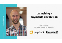 Financial IT Interviews Rob Lincolne, Founder & CEO of Paydock