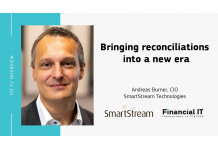 Financial IT interviews Andreas Burner, CIO of SmartStream Technologies at...