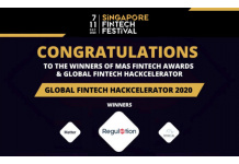 RegulAItion Wins MAS 2020 Global Fintech Accelerator