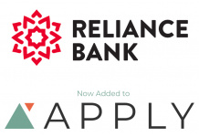 Reliance Bank Added to APPLY