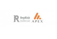 Apex Partners With RepRisk to Provide ESG Risk Data to...