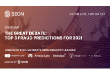 Fraud Industry Experts Enter SEON's Great Debate to...