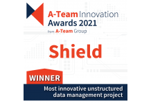 Shield Awarded A-Team Innovation Awards 2021 for...