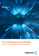 The Accelerating Power of Technology: Lessons for the Future of Fund Distribution