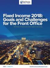 Fixed Income 2018: Goals and Challenges for the Front Office'