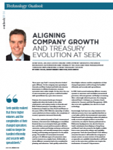 Aligning Company Growth And Treasury Evolution At Seek