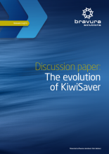 The evolution of KiwiSaver