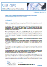 SLIB GPS: A Global Panorama of Securities - January 2014