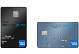 American Express and Amazon Business Launch Co-branded Credit...