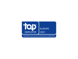 Worldline Recognised as European Top Employer 2021