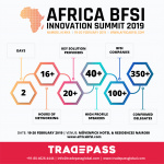 300+ BFSI Professionals To Attend Africa BFSI Innovation Summit 2019 Organized By Tradepass