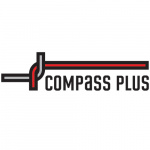 Compass plus logo