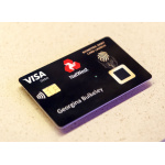NatWest first UK bank to unveil biometric card