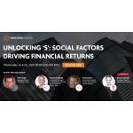 Reuters Events Free Webinar – Unlocking 'S': Social Factors Driving Financial Returns