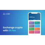 Lumi Wallet introduces 0% fees on all in-wallet operations
