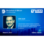Skype and LHV Payment Solutions Founder to present at Blockchain Conference in Tallinn