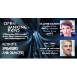 Open Banking Expo announces former Google UK MD and an Open Banking visionary as keynote speakers