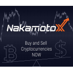 The Next Generation Bitcoin and Digital Asset Trading Platform, NakamotoX Announce Alpha Release