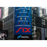 SIX and Nasdaq Partner to Provide Greater Access to Market Data Using Microwave Technology