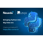 Neueda and Levyx bring Python into big data era