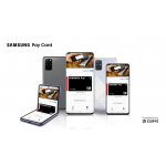 Samsung Reveals the new Samsung Pay Card, powered by Curve