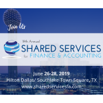The 19th Shared Services for Finance & Accounting