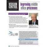Improving middle office processes