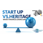 Start up Vs. Heritage: What does the Future of Finance look like?