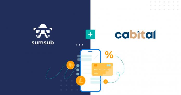 Cabital Picks Sumsub to Verify European Crypto Investors in Just 2 Minutes