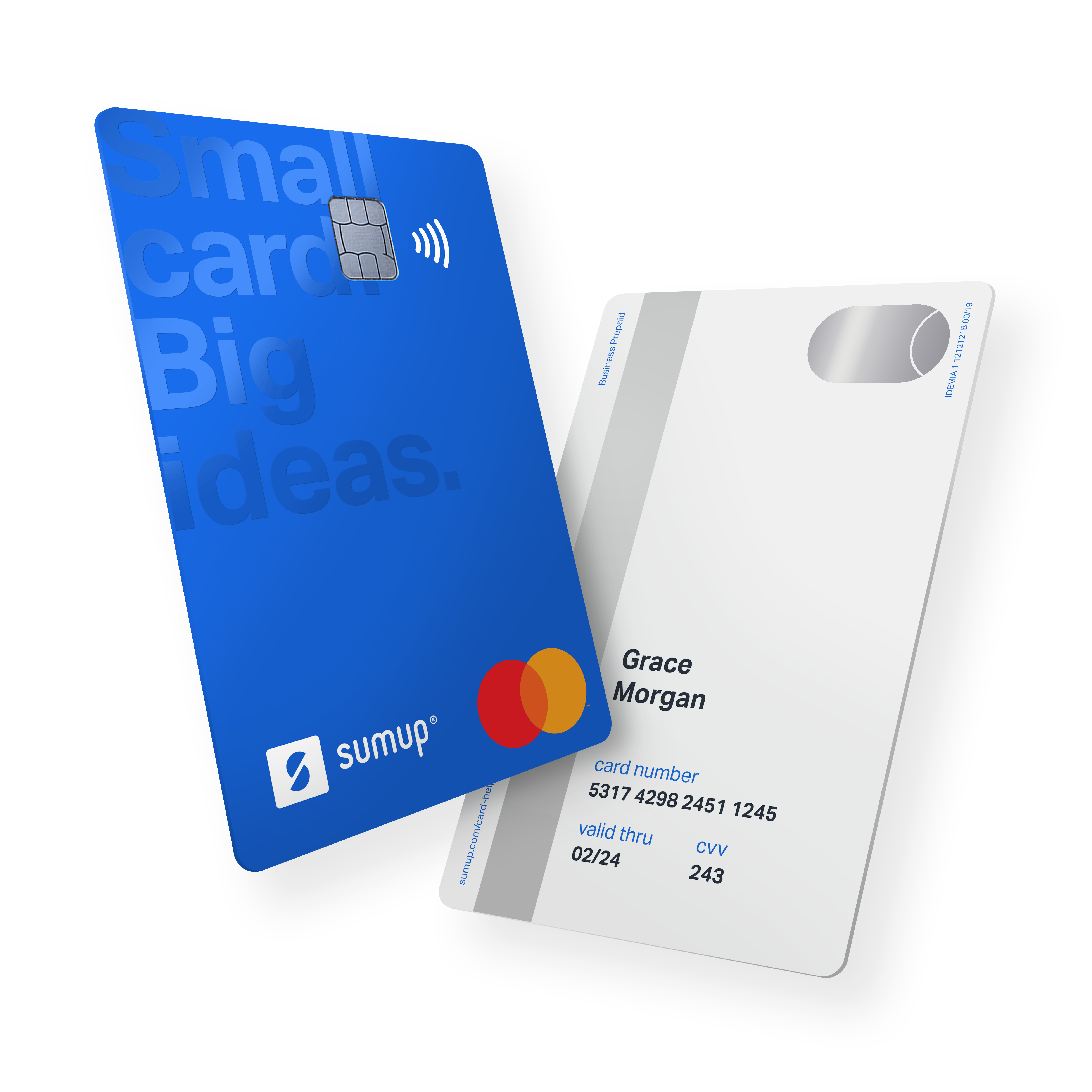 SumUp and Mastercard partner to launch card for business payments
