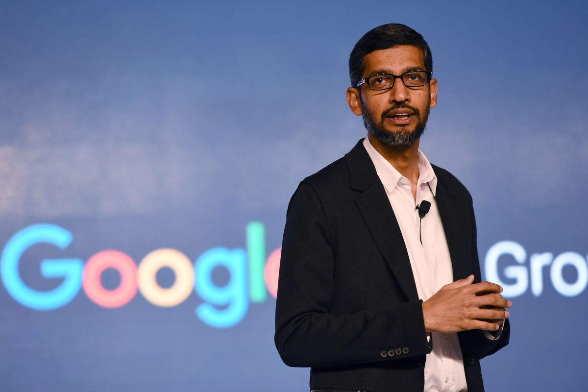 Google CEO Calls For AI Governance