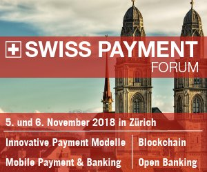 7th Swiss Payment Forum: Digitization of the Financial Sector