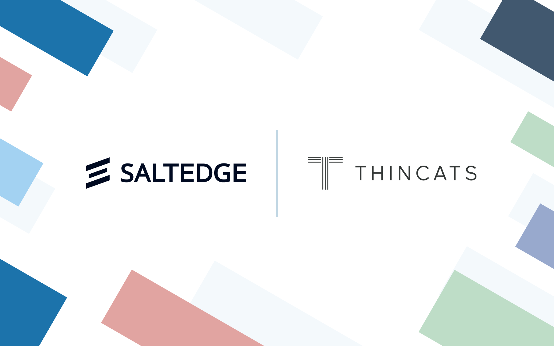 ThinCats and Salt Edge to Bring Open Banking Benefits to SME Lending