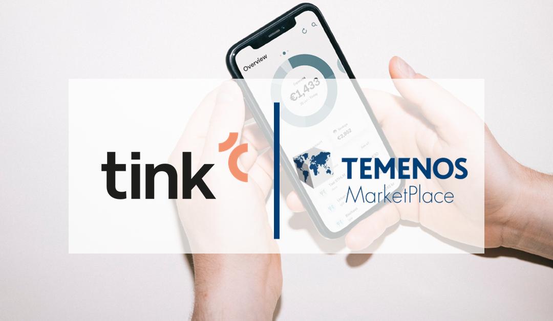 Temenos MarketPlace Welcomes Open Banking Platform Tink