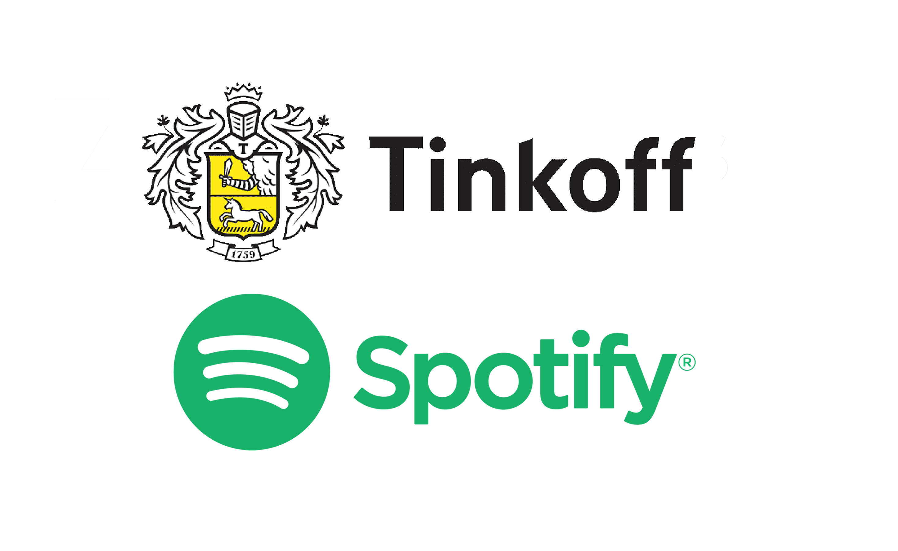 Music with 25% Cashback: Spotify and Tinkoff Partner in Russia