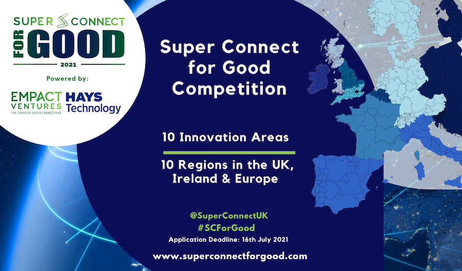 Start-ups and Scale-Ups Urged to Enter Tech for Good Competition