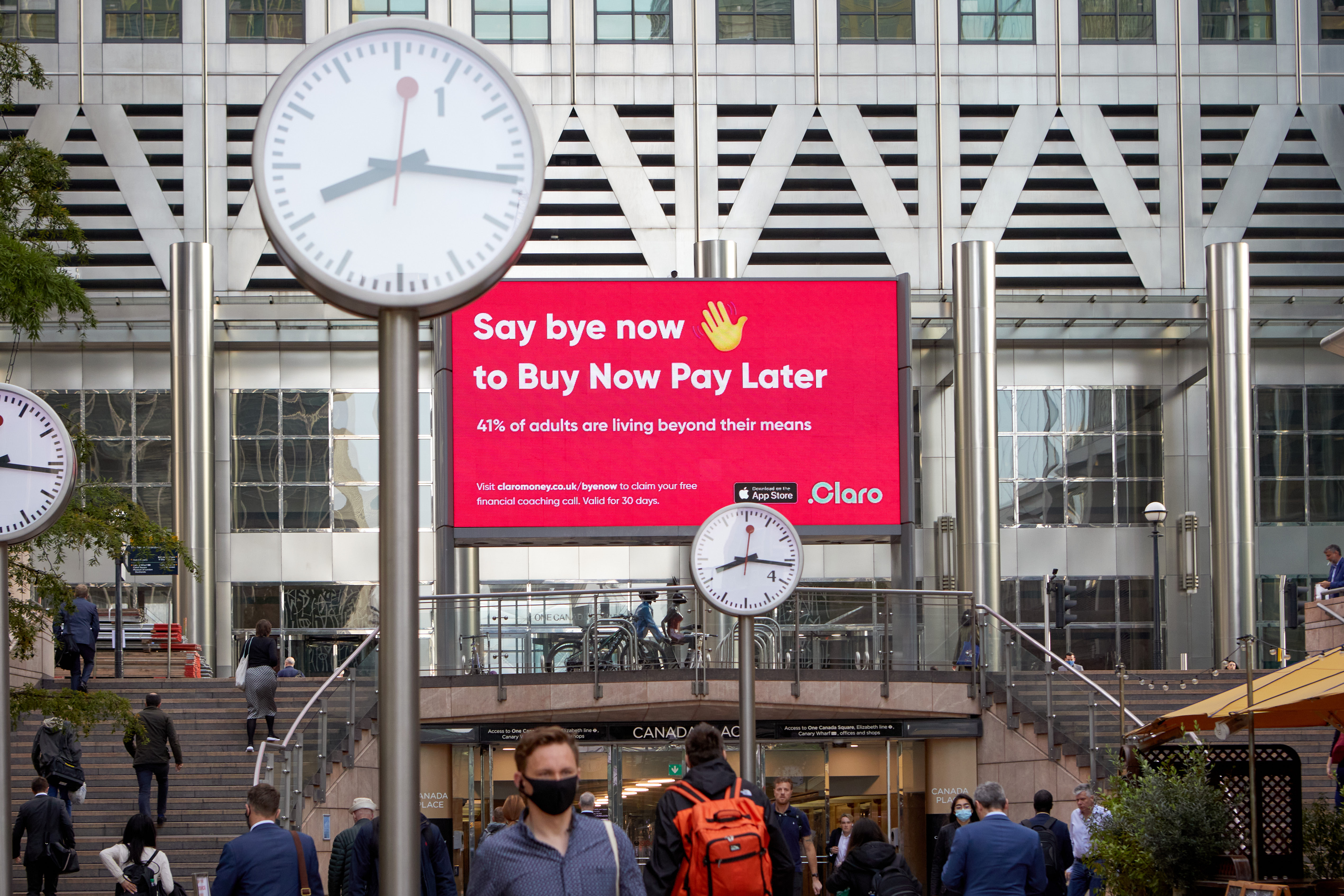 Claro Encourages Brits to Reduce 'buy Now, Pay Later' Reliance in Exchange for Free Financial Coaching
