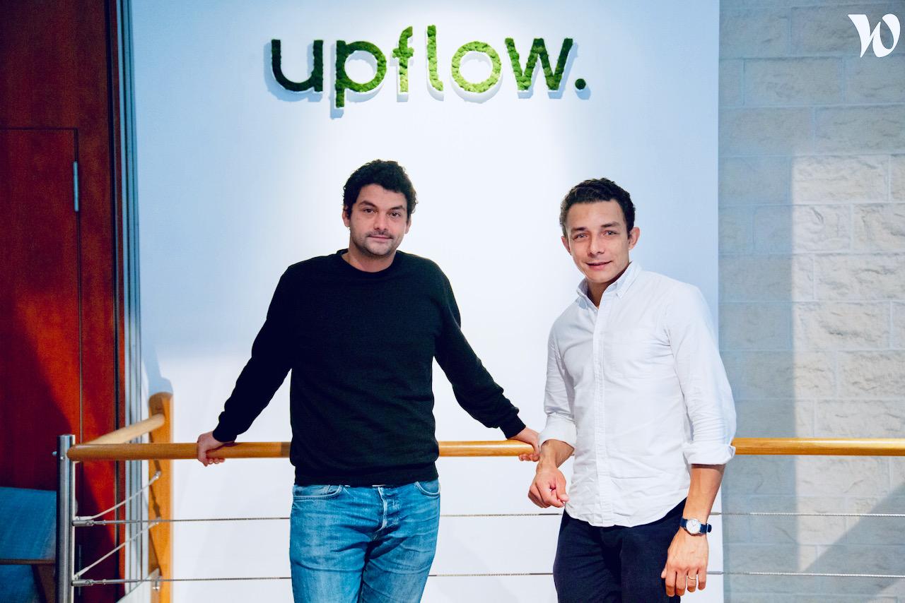 Upflow Raises $15m Series A to Revolutionize how B2B Businesses Get Paid