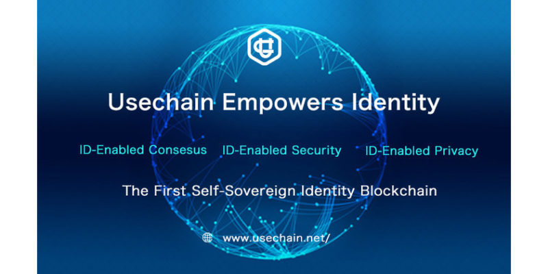 Usechain To Become World's First-ever Self-sovereign Identity Blockchain