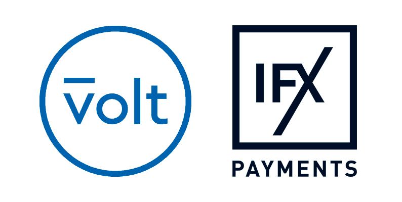 IFX Payments Announces New Partnership with Volt