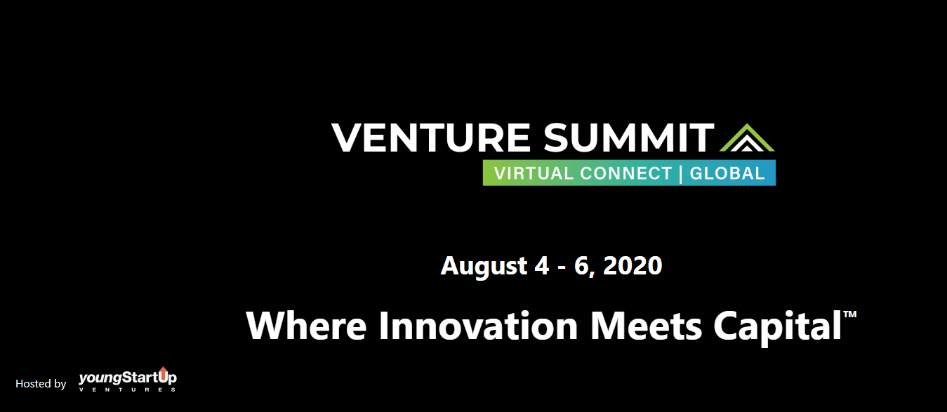 Venture Summit Virtual Connect | Global - Where Innovation Meets Capital