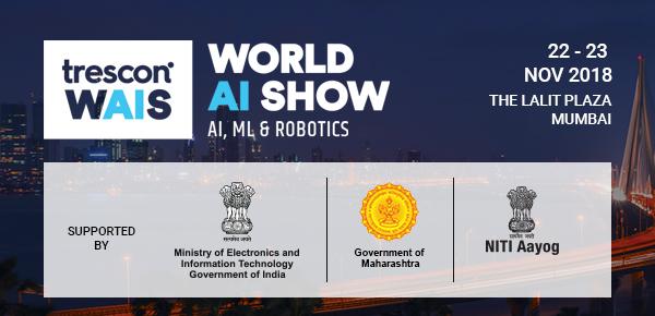 Trescon's World AI Show Makes its Debut in Mumbai