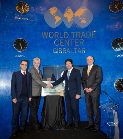 Regardless of Brexit Gibraltar World Trade Center Celebrates its Opening